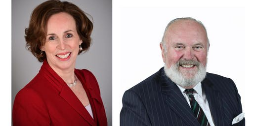 In Conversation: Carole Coleman and Senator David Norris