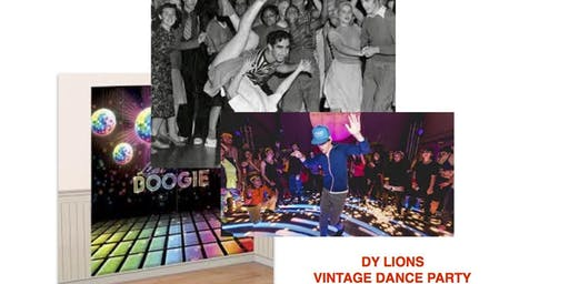 Vintage Dance Party