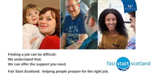 Fair Start Scotland - Helping People of Renfrewshire Prepare for Work