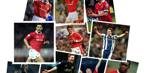 Manchester United Legends Tour - Dublin