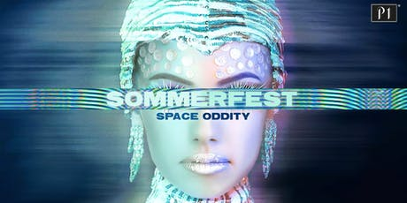 P1 Sommerfest 2019 - Space Oddity tickets