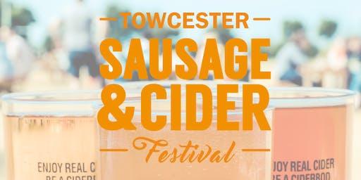 Towcester Sausage and Cider Festival 2019