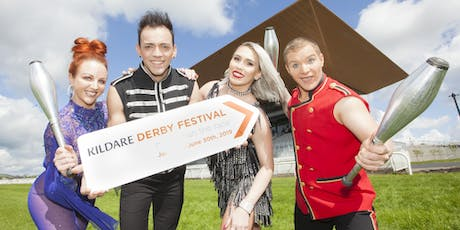 Kildare Derby Festival presents Circus Gerbola tickets