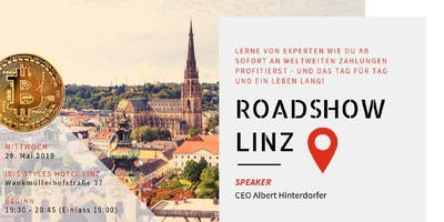 Bitcoin Roadshow Linz