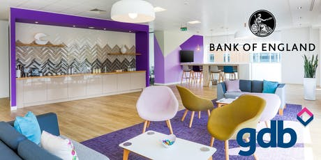 gdb Bank of England Business Briefing at Grant Thornton tickets