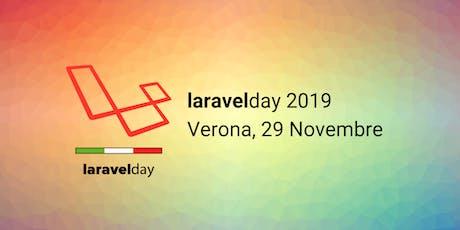 LaravelDay 2019 biglietti