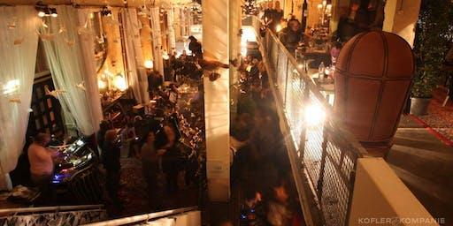 Silvester Deluxe auf 4 Floors im Spreepalais am Alexanderplatz