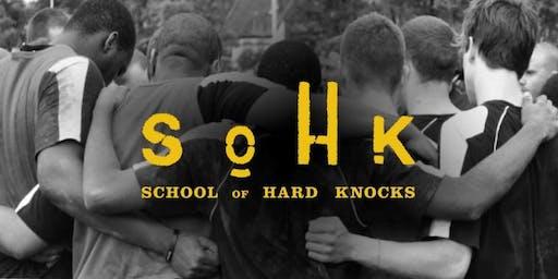 SOHK Cymru Corporate touch tournament