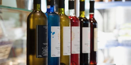 Greek Wine Tasting tickets