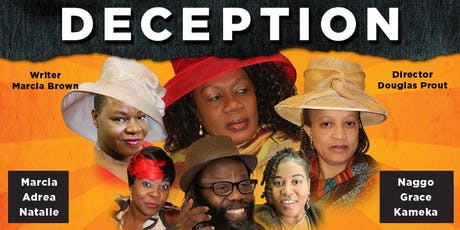 DECEPTION - Jamaican Stage Play tickets