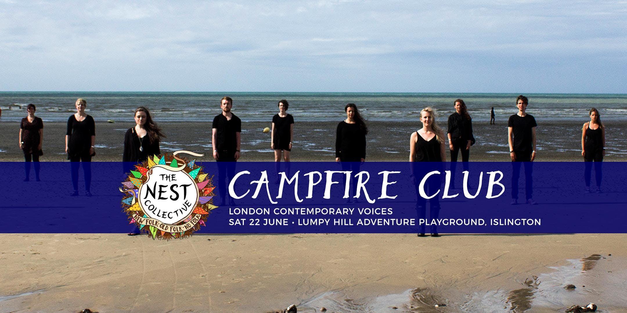 Campfire Club: London Contemporary Voices