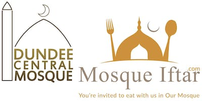 Dundee Central Mosque Iftar