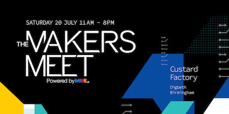 The Makers Meet tickets