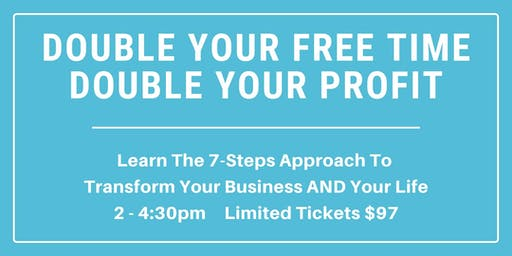 [SYD] Do You Want To Achieve Profitable Happiness? [Seminar]