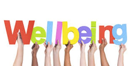 Maintaining Your Wellbeing  tickets