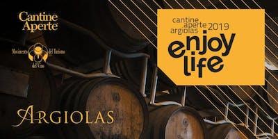 Argiolas Cantine Aperte 2019 - Enjoy Life