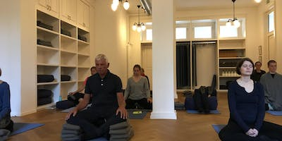 Introduction to meditation course - Finding resources for renewal