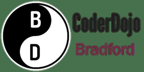 Bradford CoderDojo June 2019 tickets