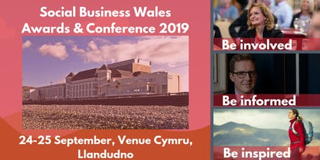 Social Business Wales Awards & Conference 2019  tickets