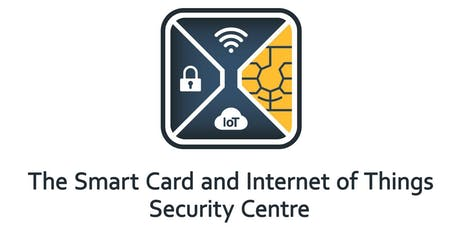 ISG Smart Card and IoT Security Centre Open Day 2019  tickets