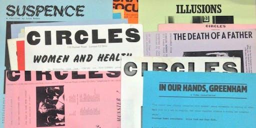 Circulating Feminist Moving Image: Cinenova x Circles