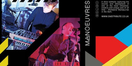 Manoeuvres - the premier tribute to OMD  tickets