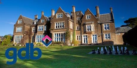 gdb September Educational Seminar at Hartsfield Manor  tickets