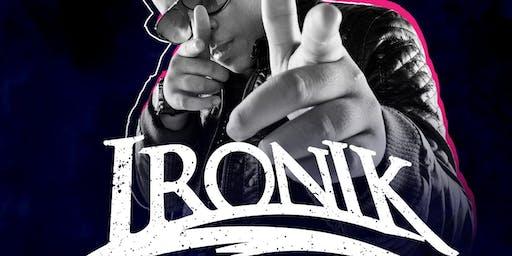 DJ Ironik Live @Unique