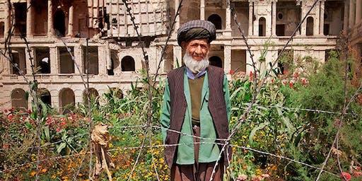War Gardens & The Gardeners of Kabul: Book launch & film screening