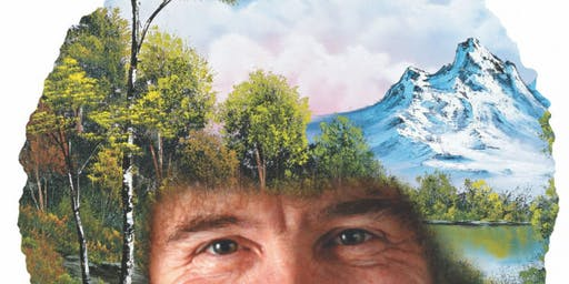 HAPPY TREES PAINTING HOSTED BY ZACHARY HUBER