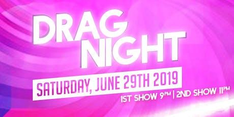 Big Dog Drag Show! tickets