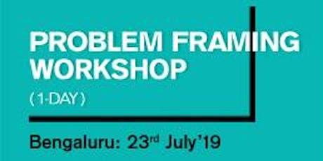 Problem Framing Workshop - Design Sprint tickets