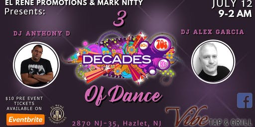 3 Decades Of Dance