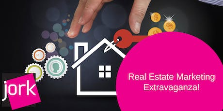 Real Estate Marketing Extravaganza! 4 X CPD Points tickets