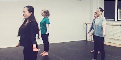 Spring Term 2020 - Asian Contemporary Dance - Goldsmiths Confucius Institute