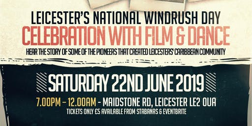 Leicester's National Windrush Day Celebration with Film & Dance