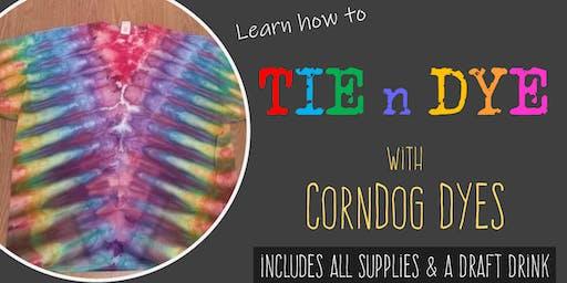 Learn to Tie Dye