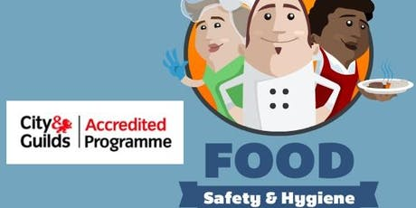 Food Safety and Hygiene Level 2 (Accredited) tickets