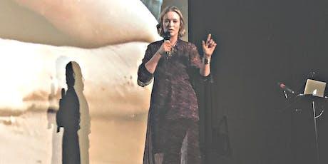 WORKSHOP: Find Your Voice – Speak with Confidence by Caroline Goyder tickets