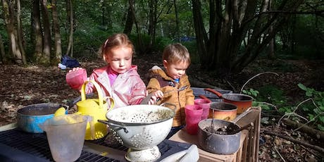 Wild Tots at Nower Wood (Sept-Oct) tickets