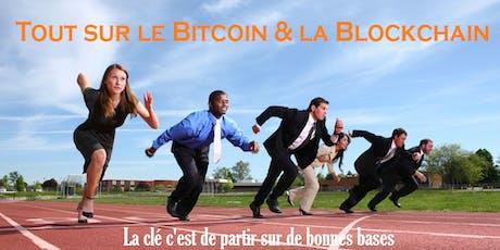 Blockchain Bootcamp: Partez du bon pied! billets
