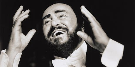 Pavarotti tickets