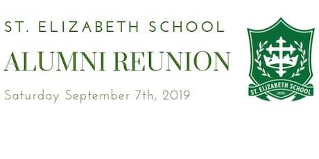Saint Elizabeth School Alumni Reunion  tickets