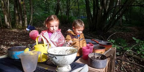 Wild Tots at Nower Wood (Oct/Nov-Dec) tickets
