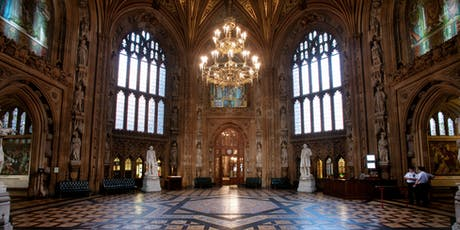 MEMBERS ONLY Tour of the Palace of Westminster and Visit to The Jewel Tower tickets