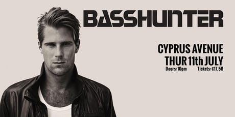 BASSHUNTER tickets