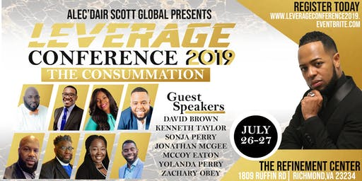 LEVERAGE CONFERENCE 2019