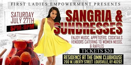 Sangria & Sundresses tickets