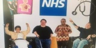 NHS Brent Clinical Commissioning Group's Big Health Check Day for People with Learning Disabilities
