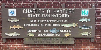 FIRST CATCH CENTER - Hackettstown Fish Hatchery - Event 1